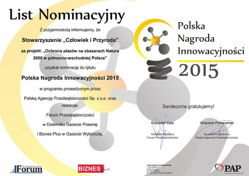 List nominacyjny